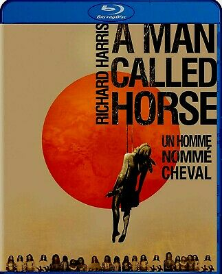 NEW BLU-RAY / A MAN CALLED HORSE -  Richard Harris, Judith Anderson, Jean Gascon