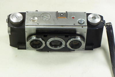 Antique David White Stereo Realist 3.5 Model 1041 Camera Low Serial # A37642