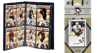 C & I Collectables 2011PENGUINSTS NHL Pittsburgh Penguins Licenced 2011 Score