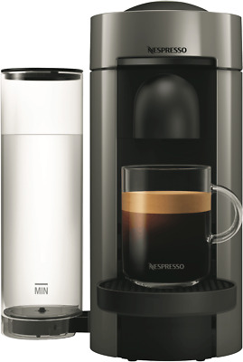 NEW Nespresso ENV155T Delonghi Vertuo Plus Titan