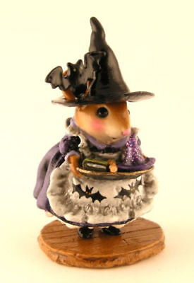"Wee Forest Folk EV-01 ""TEACHER'S PET""  LIMITED EDITION Mouse Expo 2011 MINT"