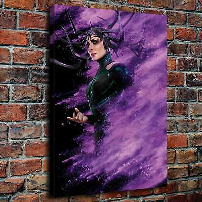 "12""x16"" Thor Ragnarok Character Painting HD Print on Canvas Home Decor Wall Art"