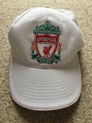 LIVERPOOL Football Club HAT 2013 Tour Melbourne Adult, adjustable pre-owned