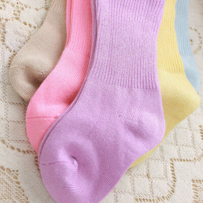 For Baby Winter Infants Baby Kids Relent Thick Bamboo Fiber Warm Socks 0-5Y