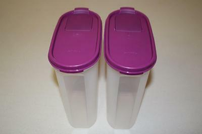 Tupperware Modular Mate Purple Oval #4 (Pour All) RRP $60.00