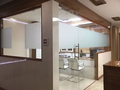 Glass partitions supply and install