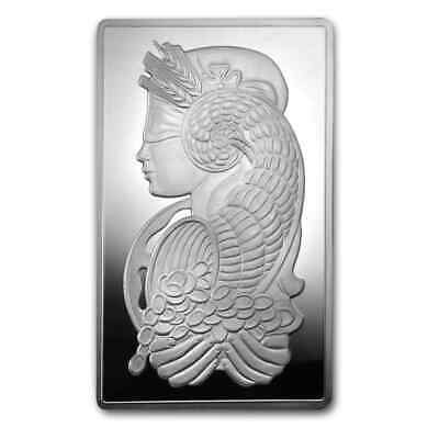 5 oz Silver Bar - PAMP Suisse (Fortuna, In Capsule w/Assay) - SKU #65698