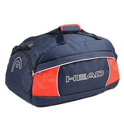Head Nevada Holdall Gym And Travel Bag Navy With Detachable Shoulder Strap