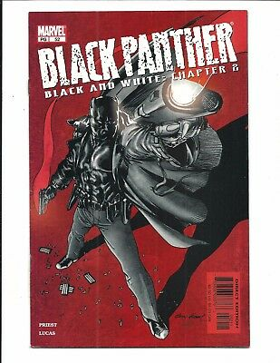 BLACK PANTHER Vol.2 # 52 (FEB 2003), NM- (Bagged & Boarded)
