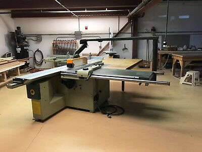 Used 10' sliding table saw