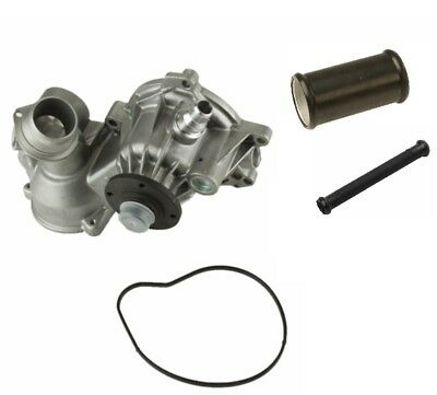 BMW E65 E66 Engine Water Pump and Pipe Kit Graf Vemo New
