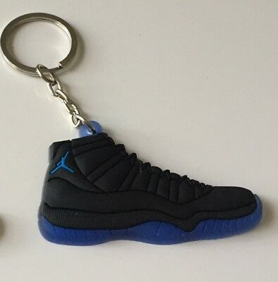 2018 Retro 11 Jordans Sneaker Keychain Shoes New Jumpman Air Jordan USA Shipped