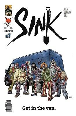 Sink #1 (Of 5) Variant Cover