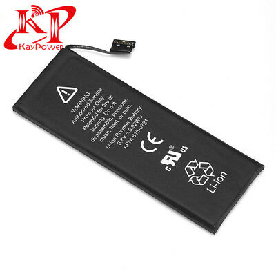 1560mAh Li-ion Battery Internal Replacement Flex Cable For iPhone 5S 5C + Tools