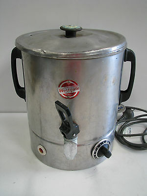 Westgate Stainless Steel Hot Water Boiler Urn - 5L