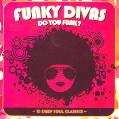 Various Artists-Funky Divas - Do You Funk?  (US IMPORT)  CD NEW