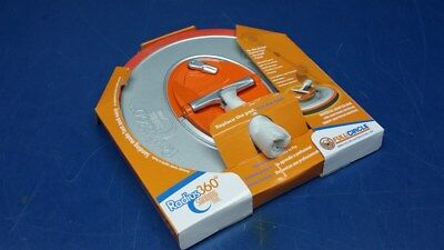New - Full Circle Radius 360 Drywall Sanding Tool R360 w/Interchangeable Hub 9""