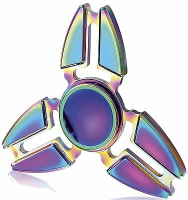Hand Spinner Metall-Crazy Rainbow I