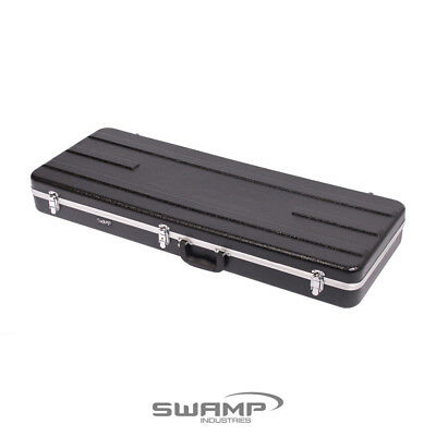 SWAMP Electric Guitar Hard Case - ABS Style - Suits many electric guitar models!