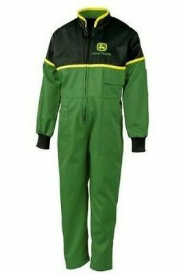 Genuine John Deere Kids Overalls Juniper Green Children's Overall Christmas Gift