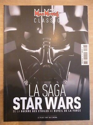LA SAGA STAR WARS - Mad Movies CLASSIC Hors Série Déc 2015 - 130 Pages Neuf