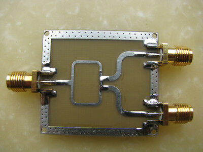 1GHz~3GHz 2.4GHz Coaxial Power Splitter / Power Combiner SMA Female 1 to 2 way