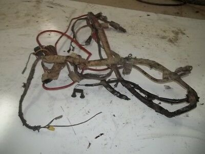 400ex Wiring Harness - Technical Diagrams on