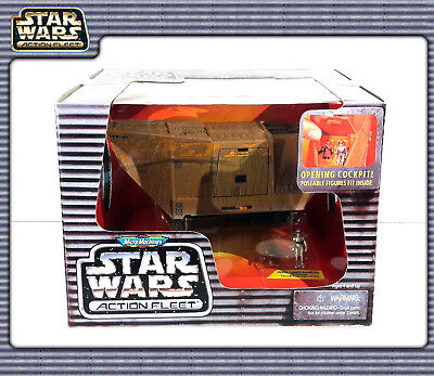 STAR WARS Micro Machines Action Fleet: Jawa Sandcrawler (OVP)