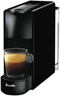 NEW Nespresso BEC220BLK Essenza Mini Solo - Black