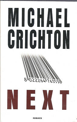 ALEX@DI - Michael Crichton - Next - Mondolibri 2007