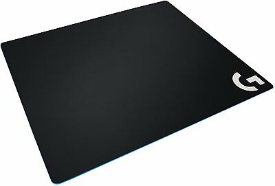 Logitech G640 Large Cloth Gaming Mouse Pad (Black)
