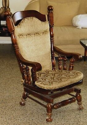 Platform Rocking Chair - pickup only - Sarasota, Florida