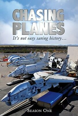 Chasing Planes, Season One DVD. NEW! An inside look at running an Air Museum!
