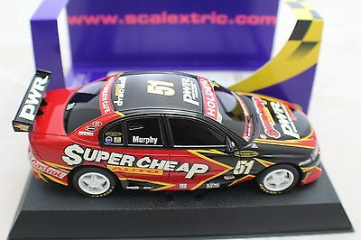 Scalextric 1-32 Scale Supercheap Holden VY Commodore #51 Greg Murphy#C2692.LAST1