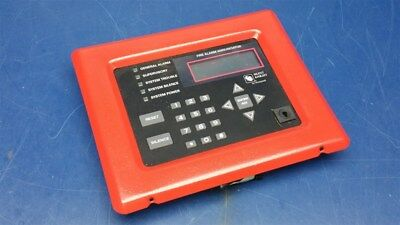 NEW Silent Knight 5860R Red Remote Fire Alarm Annunciator by Honeywell