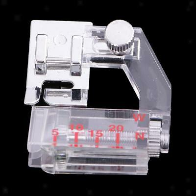 Household Adjustable Bias Binder Presser Foot Attaching Binding Machine Foot