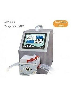 Dispensing Peristaltic Pump 0.046-48 ml/min per Channel 5 Channel  U.S. Solid®