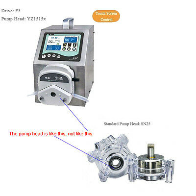 Dispensing Peristaltic Pump F3 SN25 2.5 - 875ml/min per channel 1 Channel