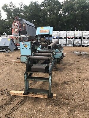 Marvel 81A Band Saw auto feed