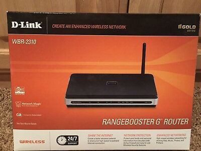 DLINK WBR 2310 DRIVERS UPDATE