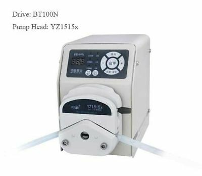 Standard Peristaltic Pump 0.000829-570 mL/min BT100N MC2-6R