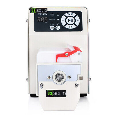 Peristaltic Pump 0.023 - 48 ml/min per channel 8 channel 10 Roller BT100N