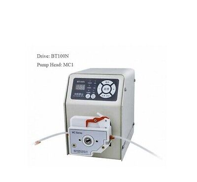 Standard Peristaltic Pump 0.000829-570 mL/min BT100N MC1-6R