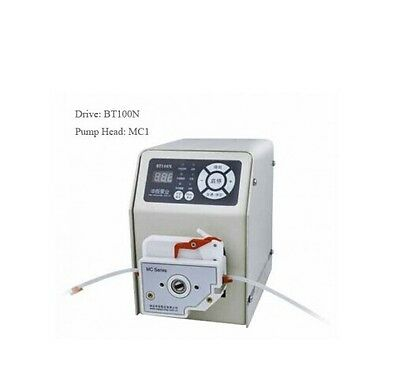 Standard Peristaltic Pump 0.000829-570 mL/min BT100N MC1-10R
