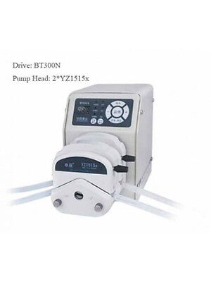 Peristaltic Pump 0.035 - 1330 ml/min per Channel 2 Channel U.S. Solid