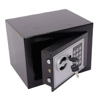 New Digital Electronic Safe Box Keypad Lock Home Office Hotel Gun Cash Jewelry