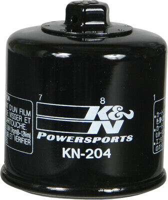 Oil Filters -NEW DESIGN- Spin-On Pro Series K&N KN-204-1B000110