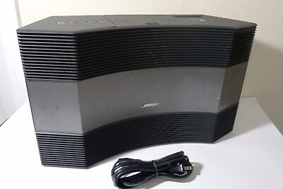 bose acoustic wave music system cd3000 am fm cd graphite cad picclick ca. Black Bedroom Furniture Sets. Home Design Ideas