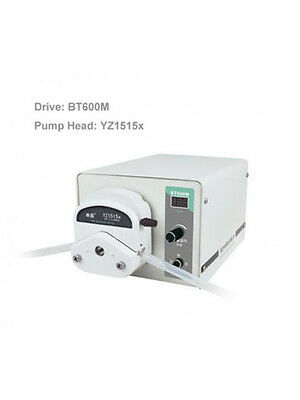Peristaltic Pump BT600M YZ2515x 1.7 - 1740 ml/min per channel 1 Channel
