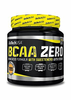 BiotechUSA BCAA Flash  ZERO Orange 360g